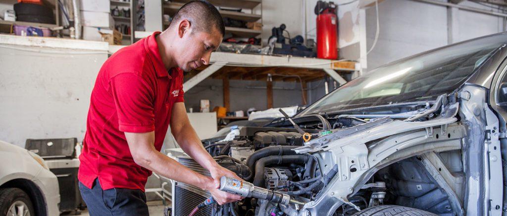 buy auto repair shop in New York